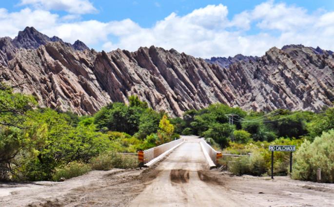 Ruta 40 Salta Argentina Las Flechas