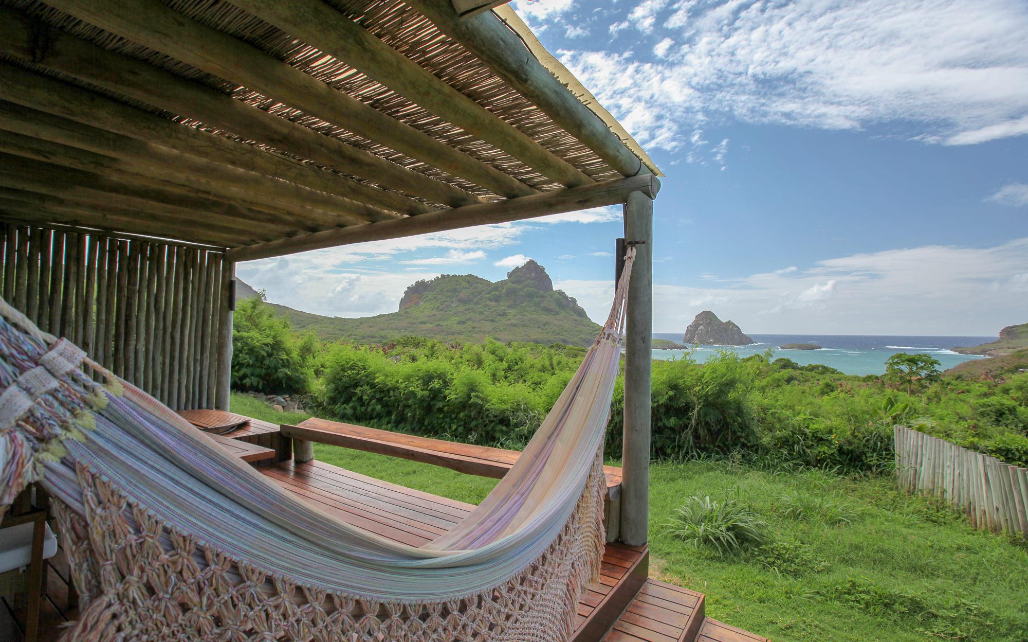 Pousada Maravilha hammock