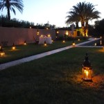 Dar Ahlam twilight candles