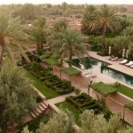 Dar Ahlam pool view