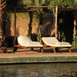 Dar Ahlam pool furniture