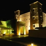 Dar Ahlam at night lighting