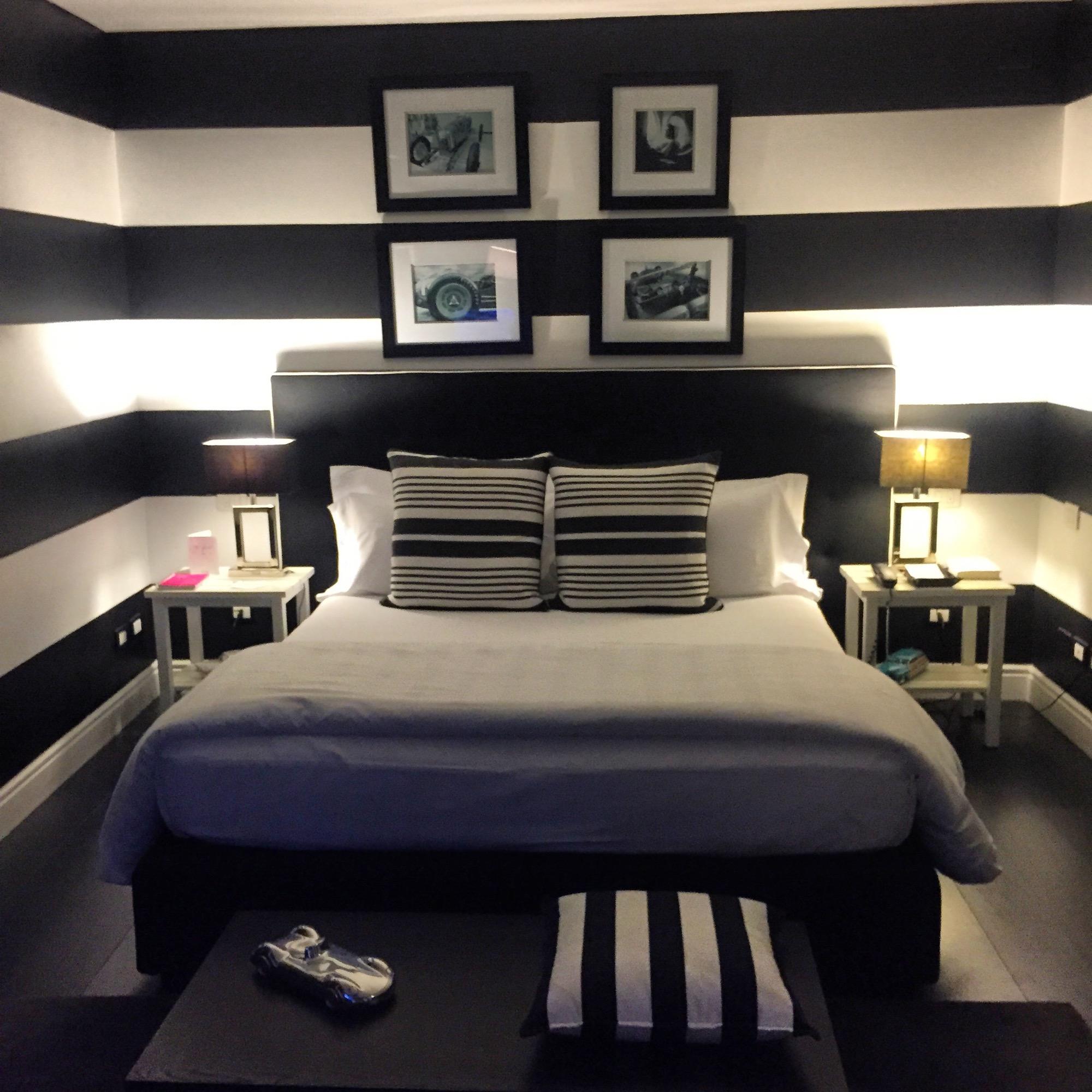 A little bit of brooklyn in a milano hotel you should go for Boutique hotel milano navigli