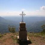 Gourdon cross view