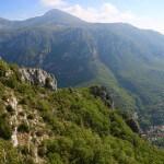 Gourdon mountain view