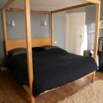 Camellas-Lloret king bed frame