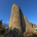 Lagrasse ancient walls