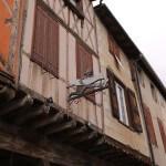 Mirepoix, Languedoc sign