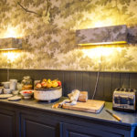 Camellas-Lloret breakfast room