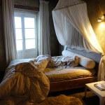 Camellas-Lloret unmade bed