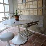 Camellas-Lloret Summer Cabin table