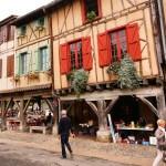 Mirepoix, Languedoc street