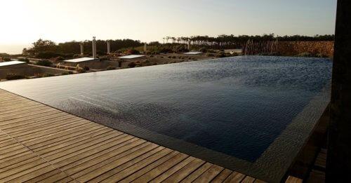 Areias do Seixo pool