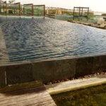 Areias do Seixo pool table
