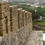 Obidos castle ramparts