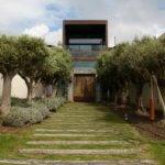 Areias do Seixo back entrance