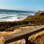 Areias do Seixo bench