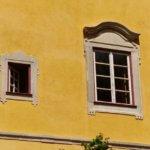 Tavira yellow wall