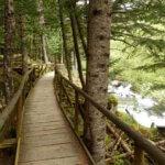 Aigüestortes i Estany de Sant Maurici National Park wooden path