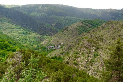 Berén Spain view