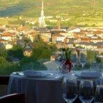 El Castell de Ciutat restaurant view