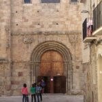 La Seu d'Urgell church entrance