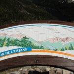Aigüestortes i Estany de Sant Maurici National Park topographical map