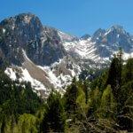 Aigüestortes i Estany de Sant Maurici National Park mountains