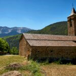 Arsèguel church