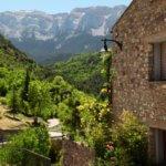 Arsèguel valley view