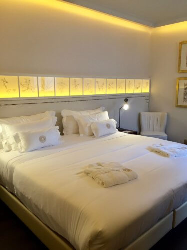 Cotton House Barcelona bedrooms