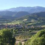 La Seu d'Urgell valley view