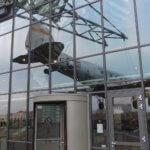 Deutsches Technikmuseum DC-3 reflection