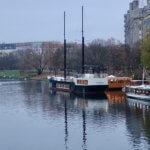 Kreuzberg river boats