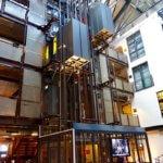 Gastwerk Hotel Hamburg elevators