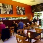 Fillet of Soul dining room