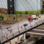 Miniatur Wunderland bridge detail