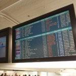 Miniatur Wunderland departures screen