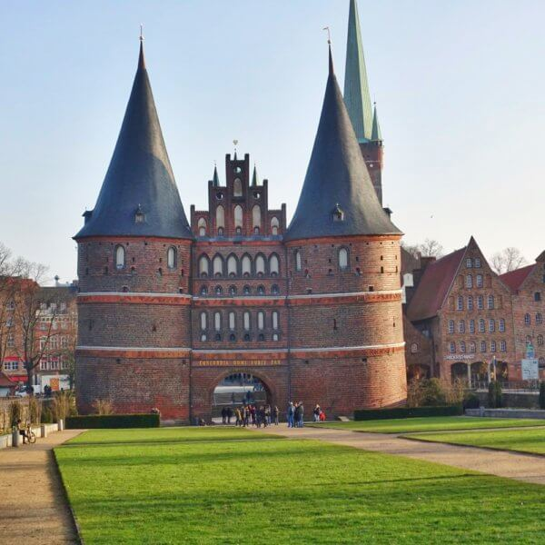 Lübeck guard house
