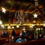 Schiffergesellschaft dining booths