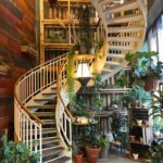 House of Small Wonder stairs