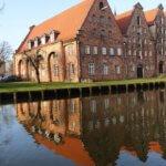 Lübeck row houses