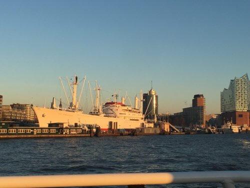 River Elbe ship museum