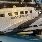 Deutsches Technikmuseum vintage Lufthansa