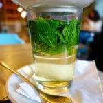House of Small Wonder mint tea