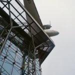 Deautches Technikmuseumn DC-3 airplane