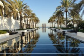 A LUXURIOUS OASIS IN THE MIDDLE OF MUSCAT