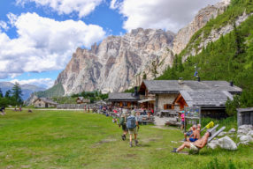 THREE GREAT HIKES IN ALTA BADIA IN THE ITALIAN DOLOMITES
