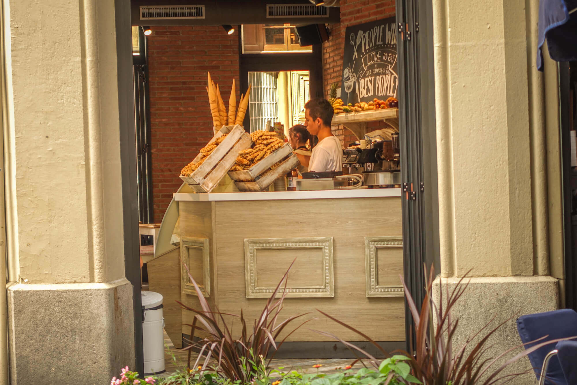 bakery in El Born