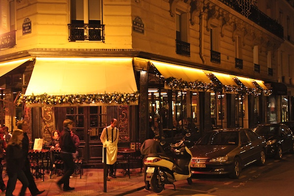 The Perfect Old School Brasserie You Should Go Here